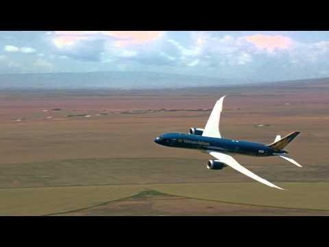 Boeing's 787 Dreamliner Vertical Takeoff