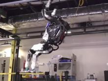 atlas robot doing backflip
