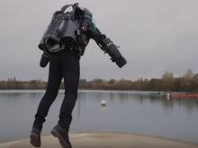 Iron Man flight sets first world record